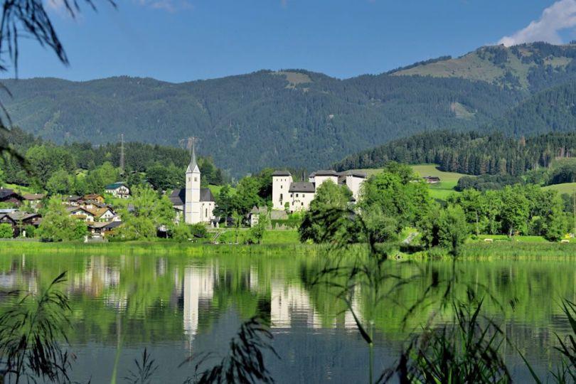 Sommer in Goldegg und Umgebung Sommer Haus Katherl
